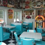 50's Diner - Furnishings by BarsandBooths.com