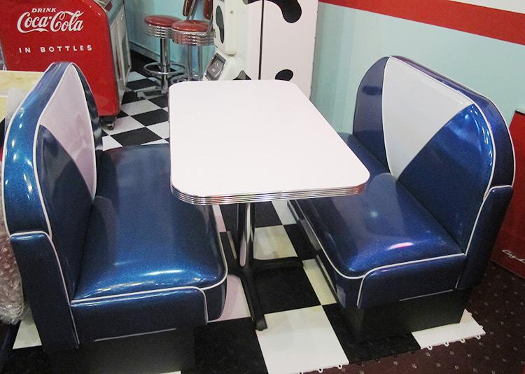 Blue Zodiac Art Deco Booth Set