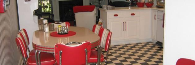 Janet's Retro Kitchen Dinette, New Cumberland, PA