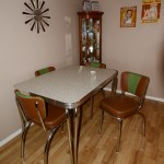 Retro Kitchen Dinette Set