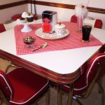 Retro Dinette by BARSandBOOTHS