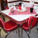 Kitchen Dinette Set by BARSandBOOTHS.com