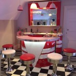 Roberta's Bar and Backbar by BARSandBOOTHS.com