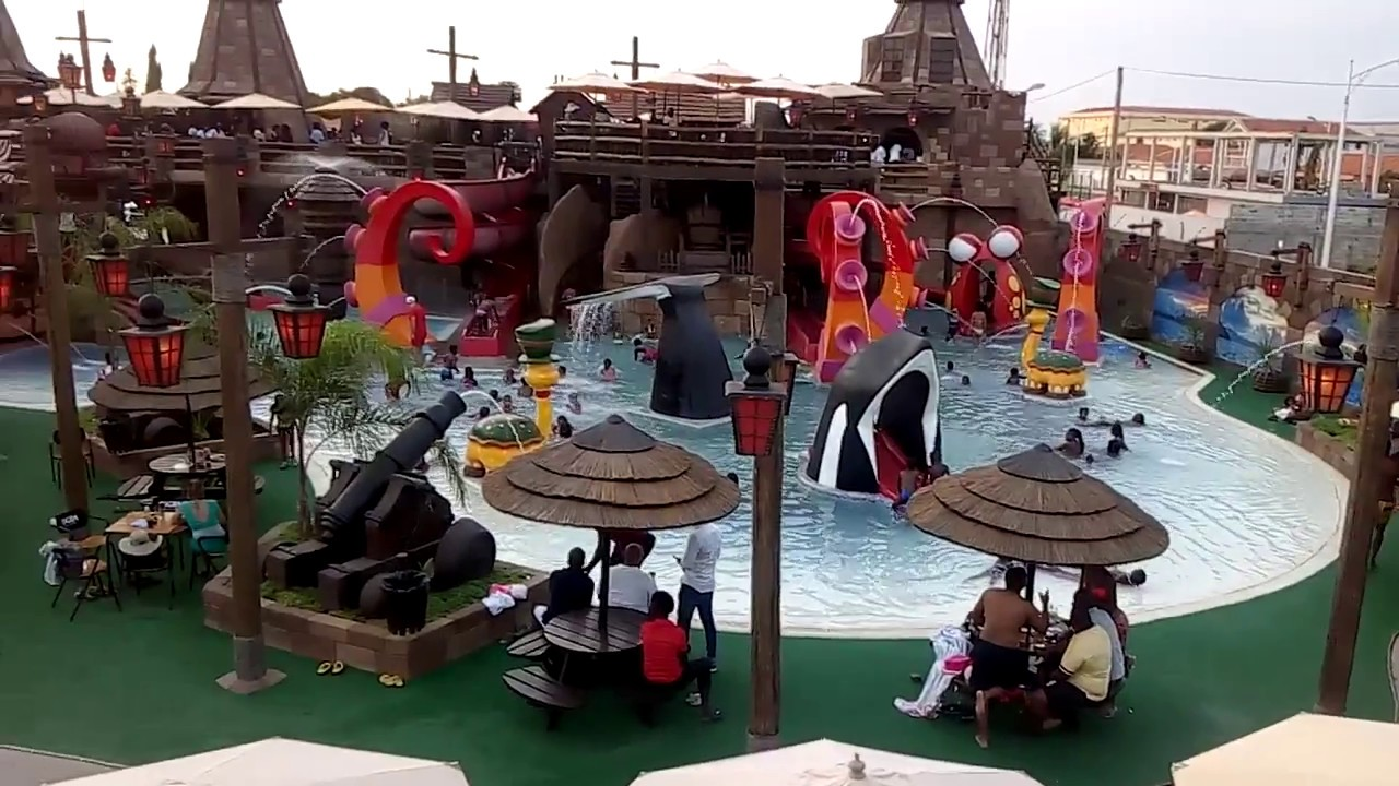 Kool Park Luanda Angola Bars And Booths Commercial Customers