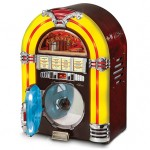 Crosley Jukebox CD Tabletop