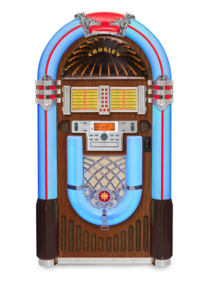 Crosley Bluetooth Jukebox