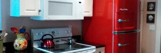 Marilyn's Big Chill Refrigerator