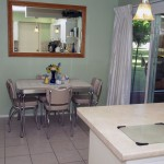 Kitchen Dinette with 921 HBMBSH Diner Chairs