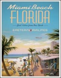 1162 Florida Tin Sign