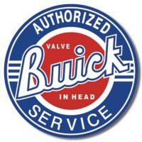 185 Buick Tin Sign