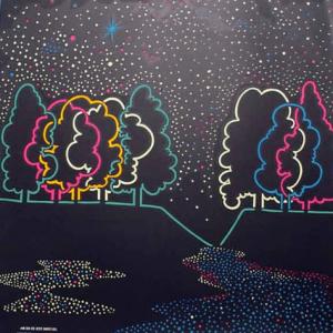 Neon Nites Black Light Poster