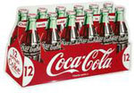 12-Pack Coca-Cola Reproduction Sign