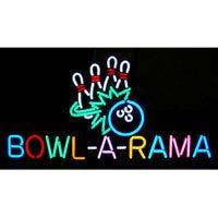 Bowl-A-Rama Neon Sign