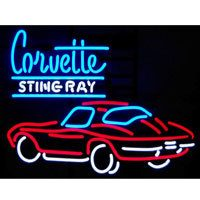 Corvette Stingray Neon Sign