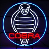 Ford Cobra Neon SIgn