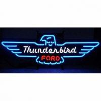Thunderbird Neon Sign