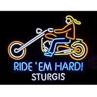 Ride 'Em High Neon Sign