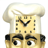 Animated Clocks