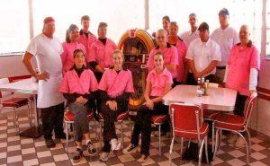 Rockitz Diner Crew