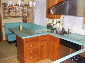 Alan's 1957 Kitchen