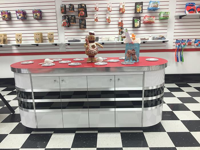 Brenna's Doggie Cookie Bar