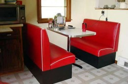Dale's Diner Booth