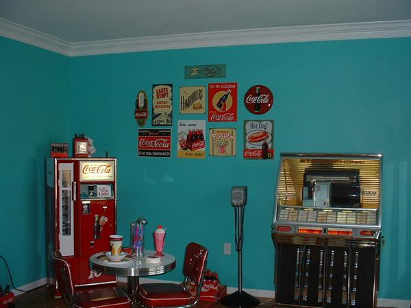 Pritt's Game Room