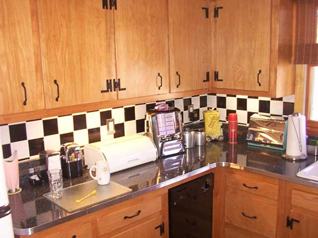 Steve's Retro Kitchen