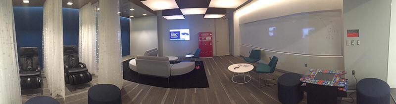 Commercial Customer Breakroom