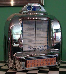 Seeburg 100 Tabletop Selector
