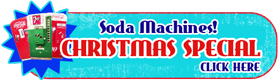 christmas sale - vending machines