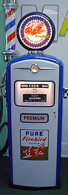 Firebird Gas Pump
