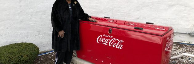 Yvonne's WD-20 Coca Cola Chest