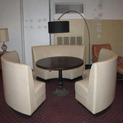 Kemp Circle Booth Set