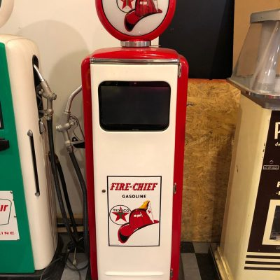 Gas Pump - Texaco Fire Chief