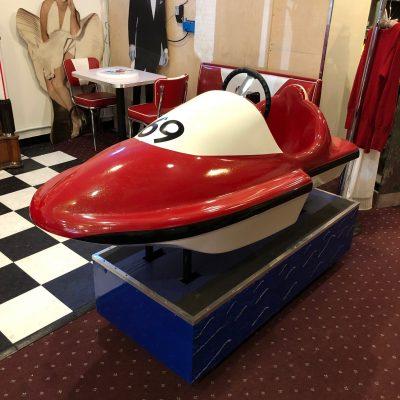 Kiddie Ride - Speed Boat4